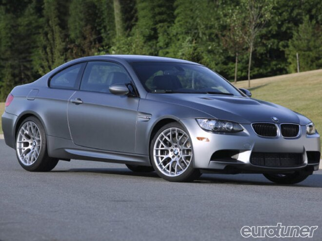 2011 BMW M3 Coupe - Web Exclusive