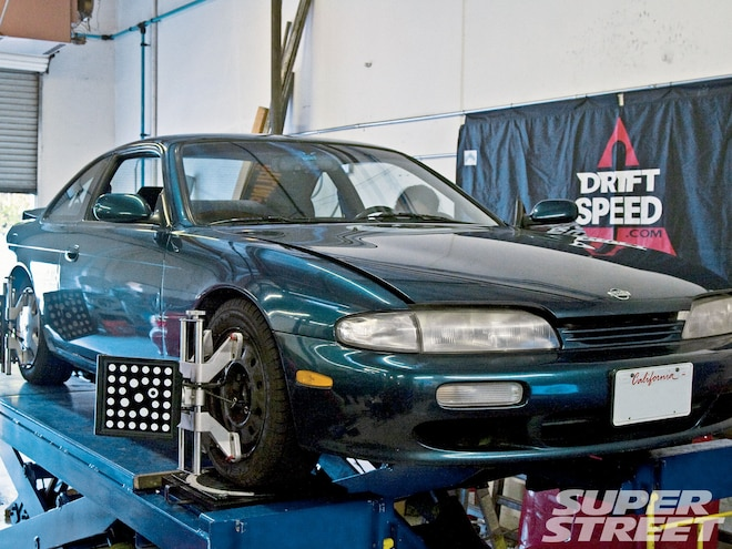 Nissan 240SX Project - Knuckle Up - Our Garage