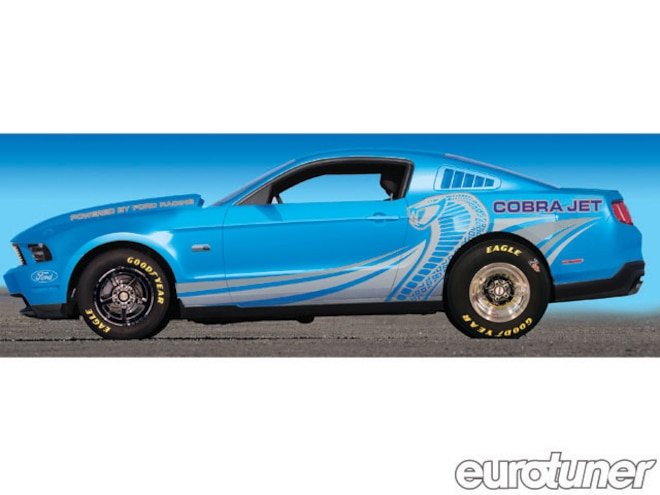 2012 Ford Cobra Jet Mustang - Web Exclusive