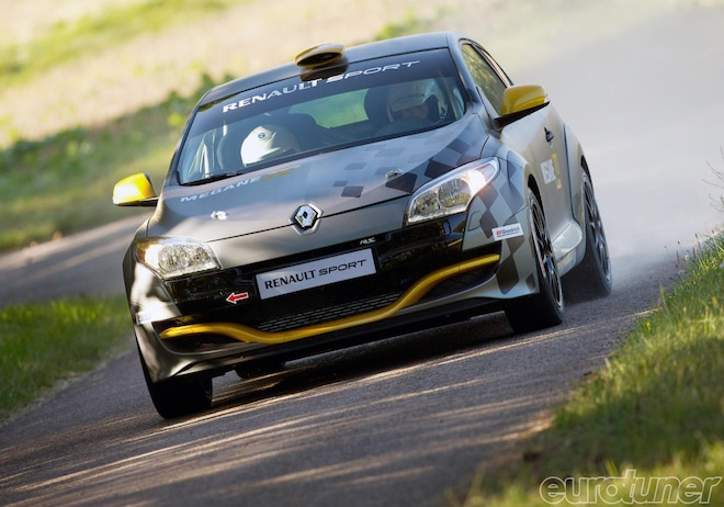 Megane Renaultsport N4 Rally Car - Web Exclusive