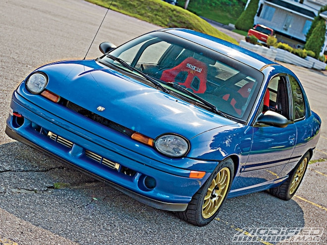 Richard Bouchard '98 Dodge Neon