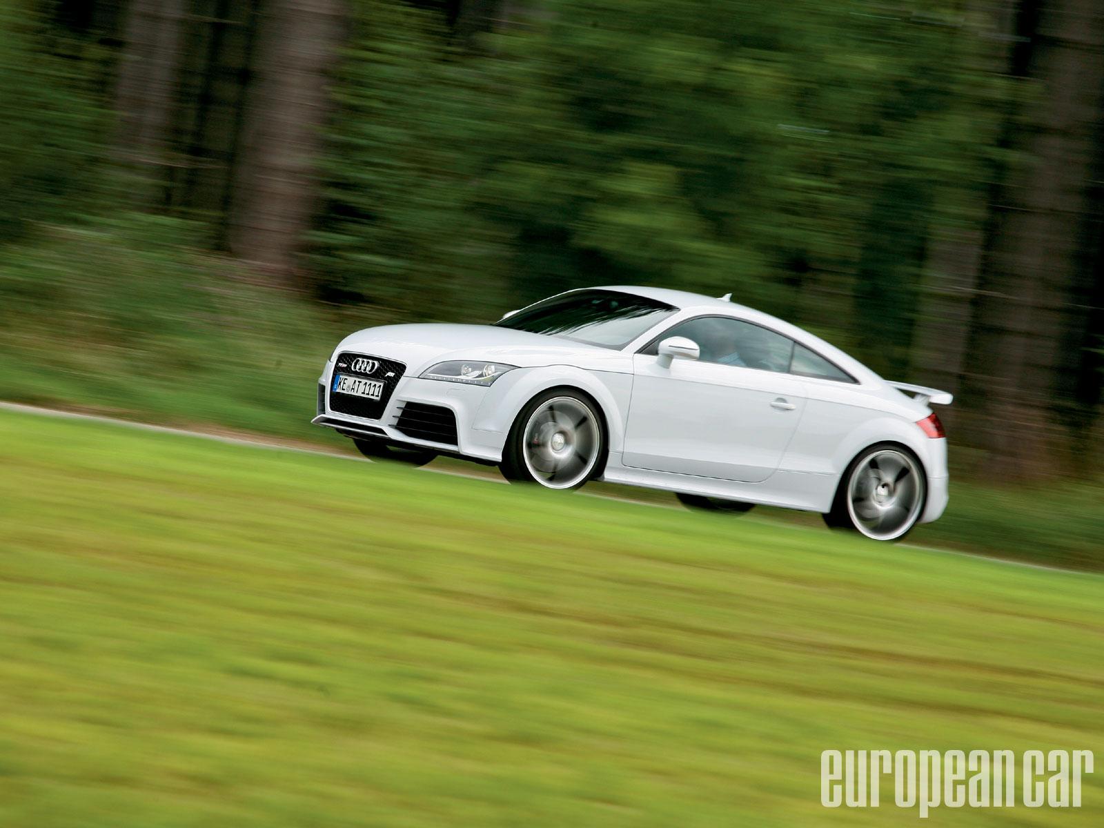 Abt Sportsline Audi Tt Rs European Car Magazine