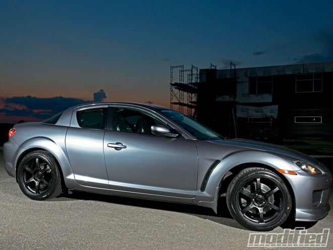 2005 Mazda RX-8 - Introducing Project RX-8