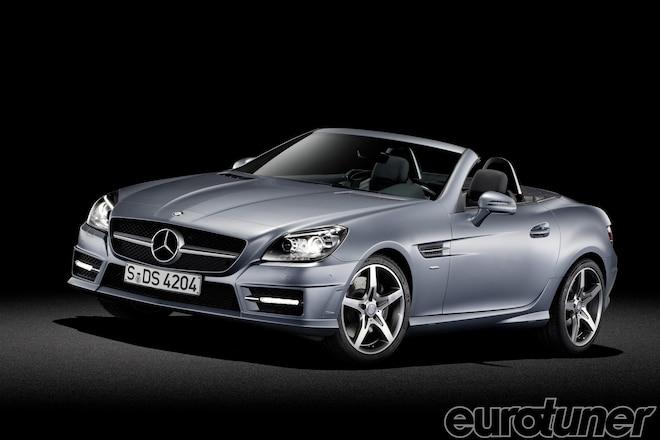 2012 Mercedes-Benz SLK Roadster - Web Exclusive