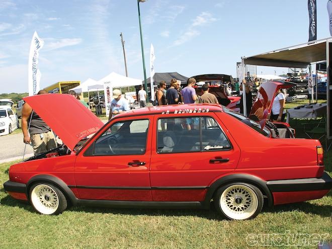 1991 VW Jetta, 1988 VW Fox Wagon and 1998 VW Passat - Garage Projects