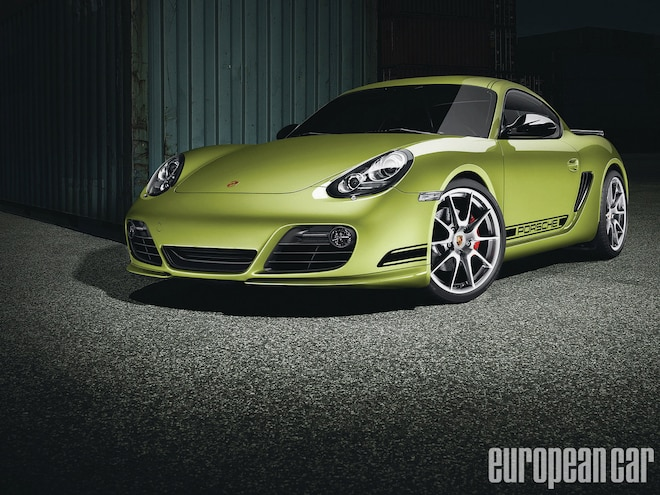 2012 Porsche Cayman R - A Cayman with More Snap