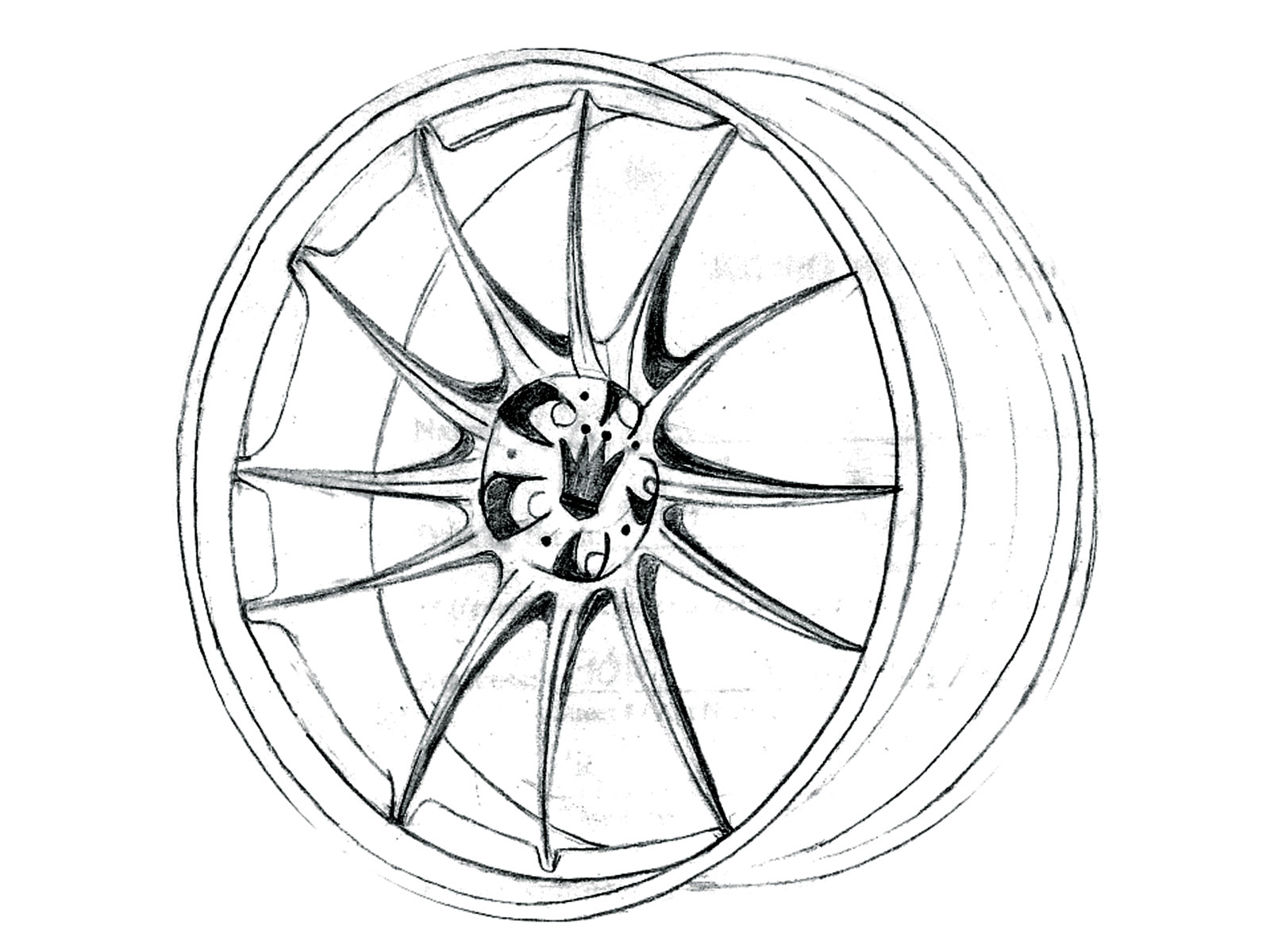 Third Annual Konig Wheel Design Contest