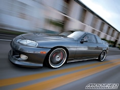 4Real Works D1 Toyota Soarer - Featured Sports Car - Turbo