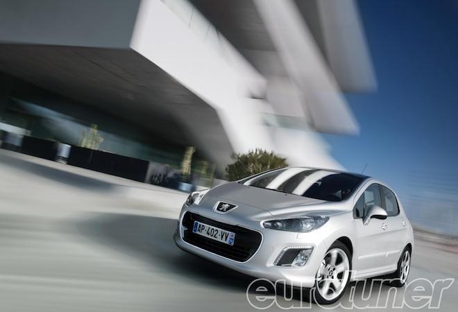 New Peugeot 308 - Web Exclusive