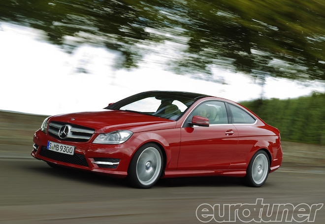 2012 Mercedes-Benz C-Class Coupe - Web Exclusive