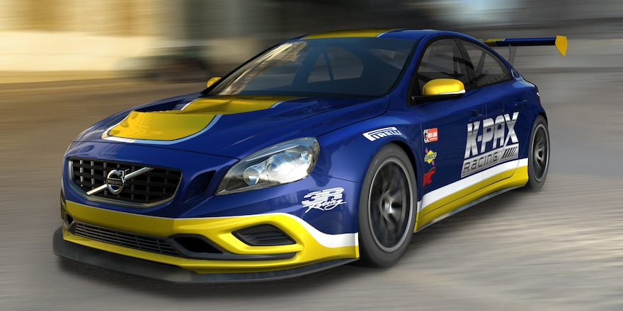 K-PAX Racing to Campaign New Volvo S60 in World Challenge GT in 2011
