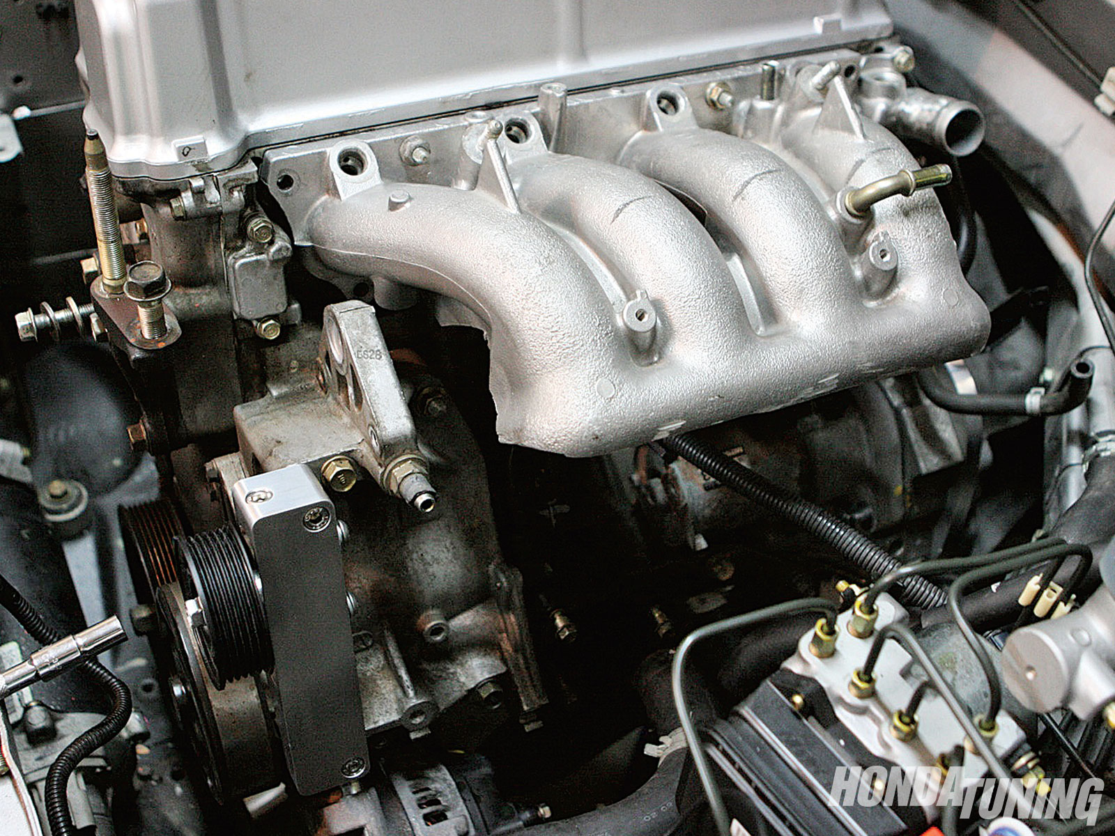 K24 into S2000 Chassis Swap - Honda Tuning Magazine