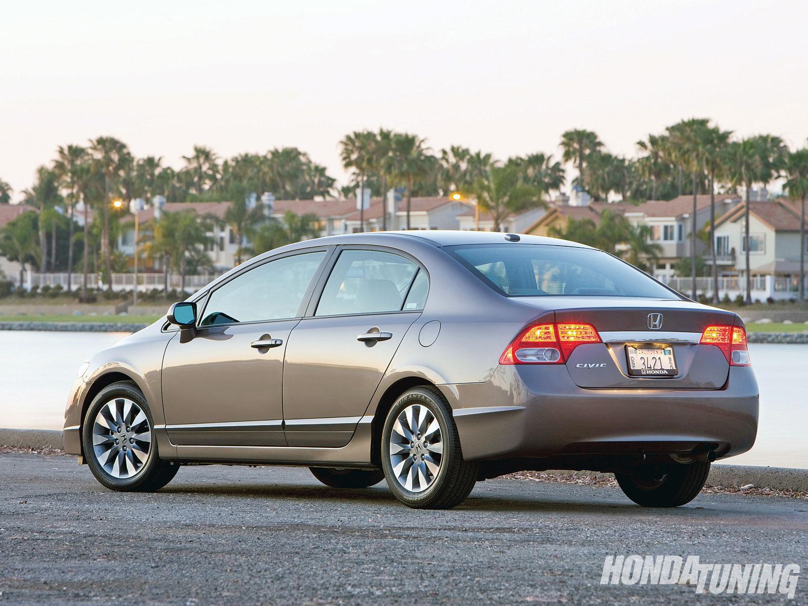 2006 Honda Civic Ex Boosting The R18 Honda Tuning Magazine