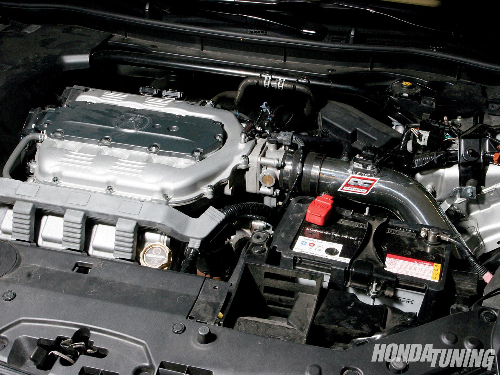 Acura TSX V6 - Heavy Breathing - Honda Tuning Magazine