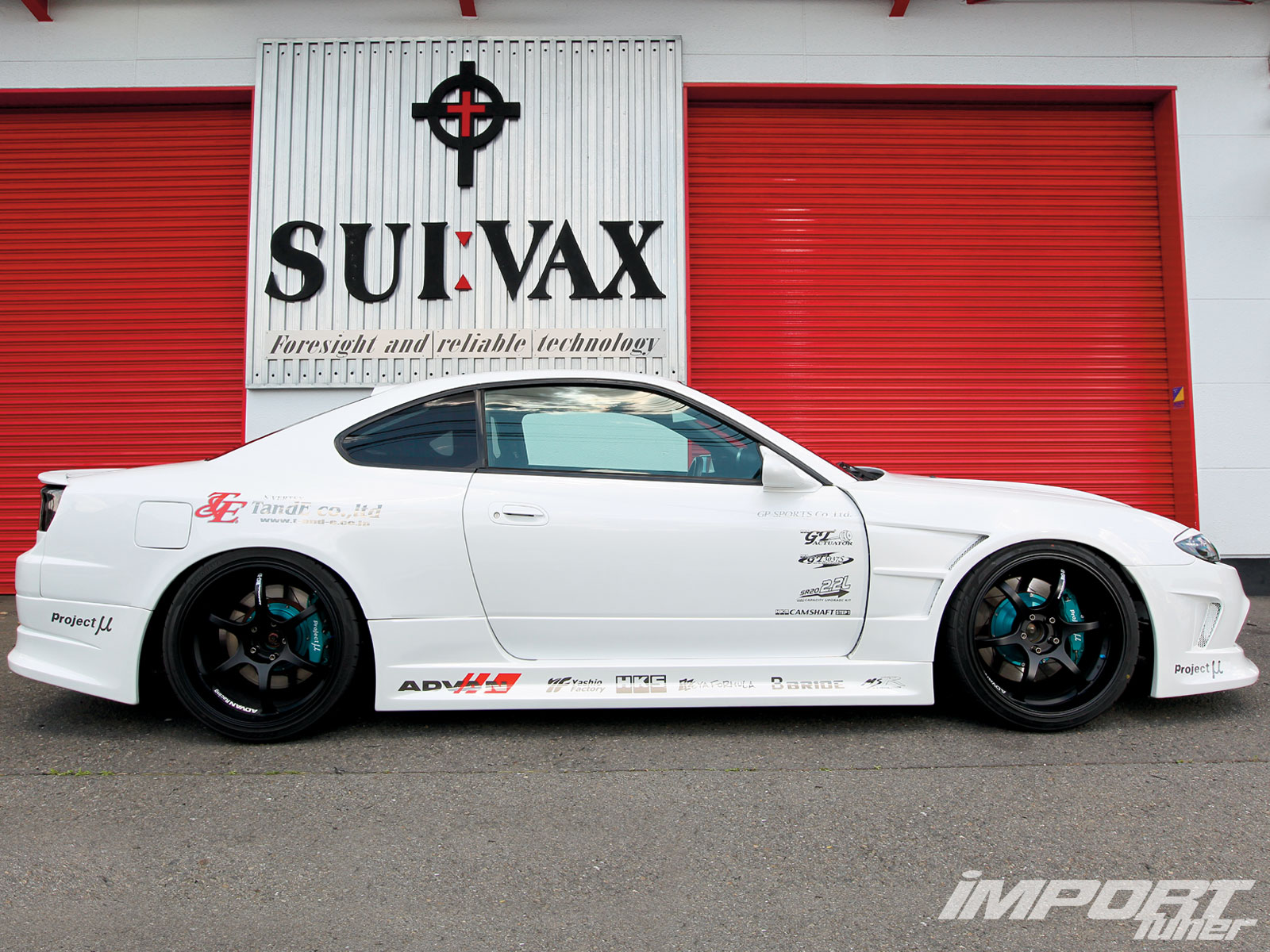 Nissan S15 Silvia Import Tuner Magazine