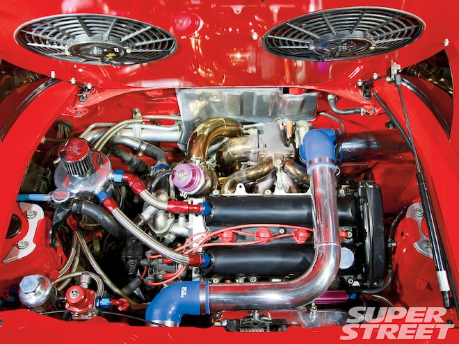 1994 Toyota MR2 GT-S - Playing With Fire - Super Street Magazine