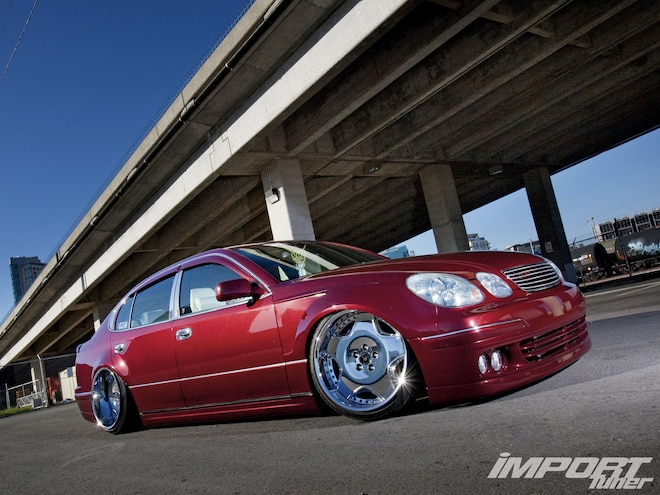 2001 Lexus GS430 - Import Tuner Magazine