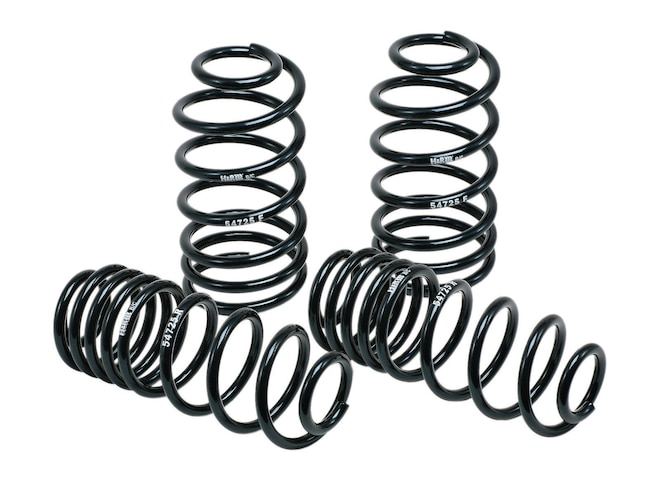 H&R Springs VW Jetta Springs - Tuner News