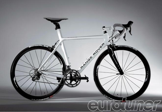 Range Rover Evoque Bicycle Concept - Web Exclusive