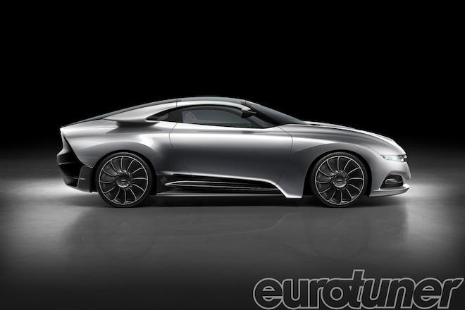 Saab Phoenix Concept at Geneva - Web Exclusive