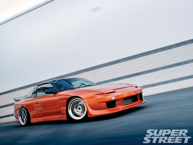 1989 Nissan 240SX - Juicy Whip