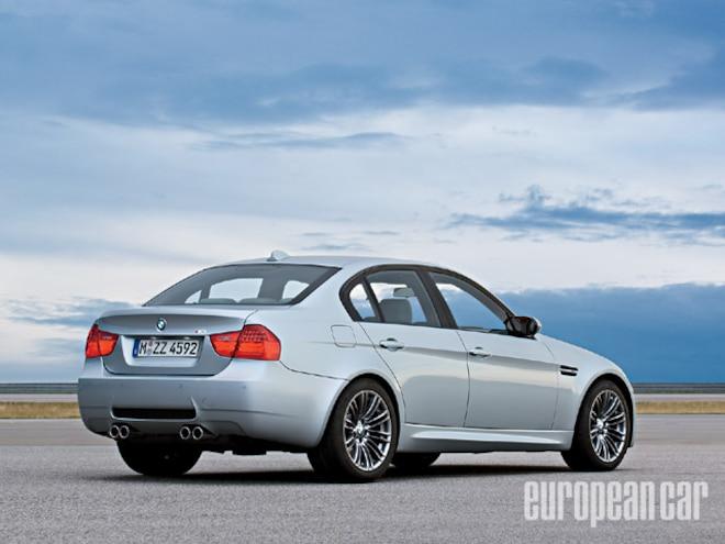 M3 BMW DCT - Fast Forward
