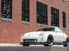 2003 Nissan 350Z - Turbo Magazine