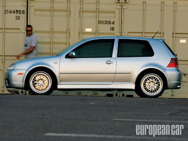 HRE Type C90 Wheels & Michelin Pilot Sport PS2 - Volkswagen R32 Project