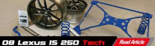 2006 Lexus IS 250 - Import Tuner Magazine