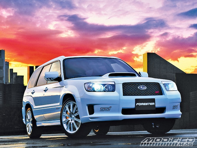 Building Your Own Subaru Forester STI - The Ultimate Wolf In Sheep's Clothing? - Tech Talk