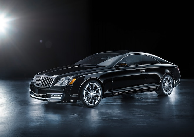 Maybach 57 S Tuned By Xenatec - Web Exclusive