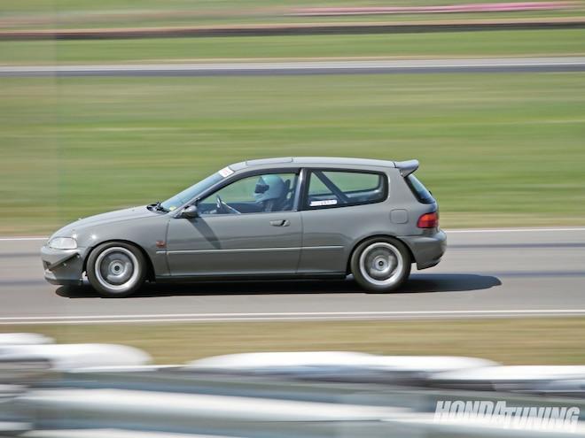 1992 Honda Civic - Triple Threat