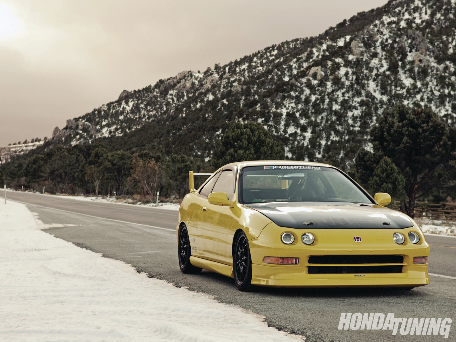 2001 Integra Typer R Creating A Monster Honda Tuning Magazine
