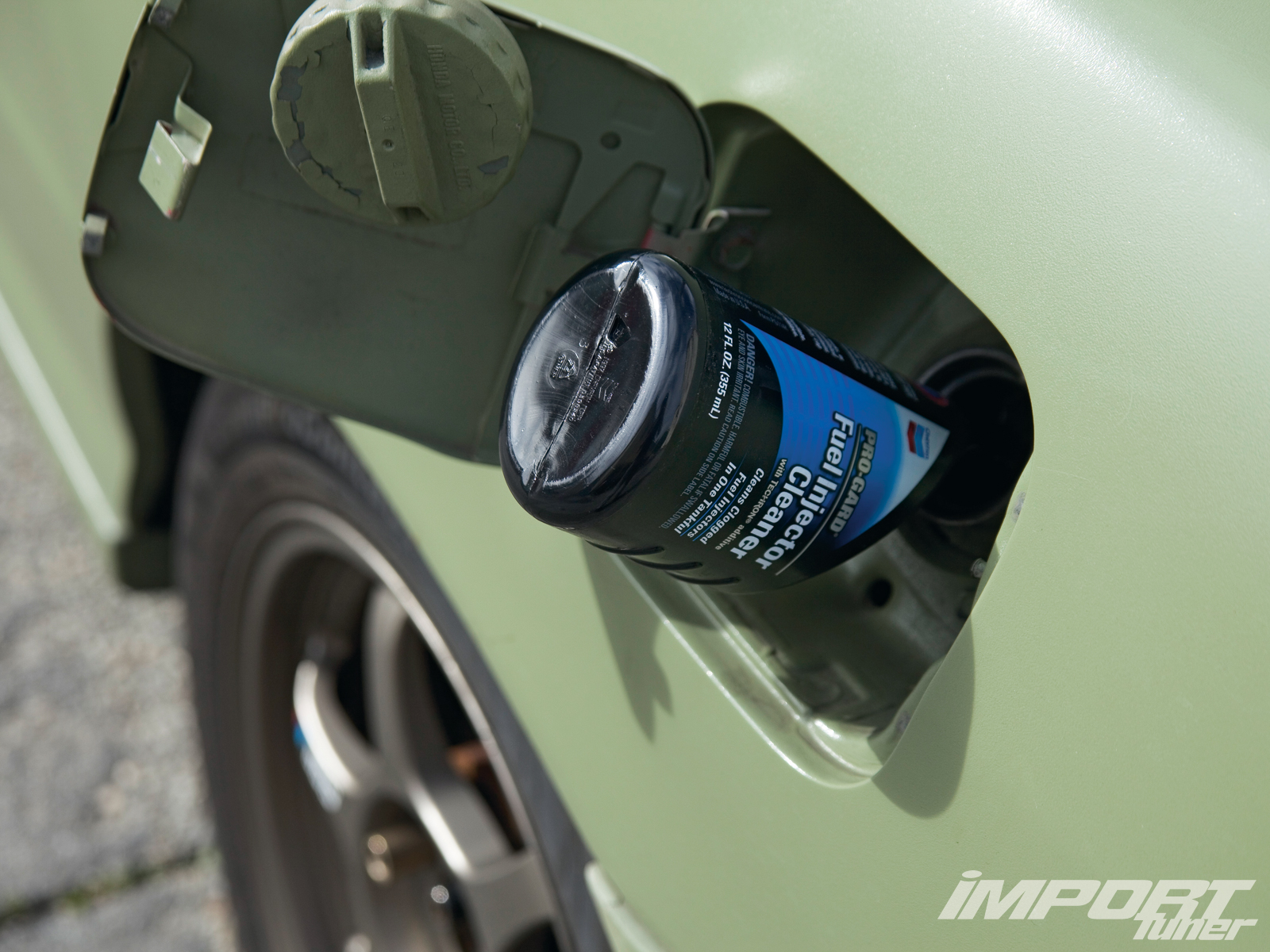 Fuel System Cleaners - Fact Or Fiction - Import Tuner Magazine