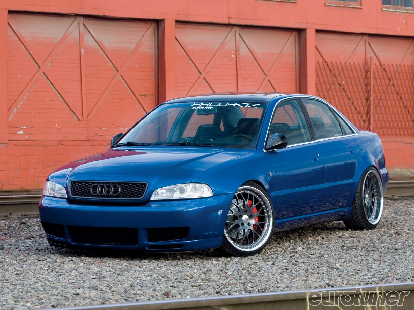 1997 Audi A4 2 8 Liter V6 Eurotuner Magazine
