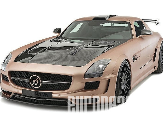 Mercedes-Benz SLS AMG Hamann Hawk - Let Us Pray