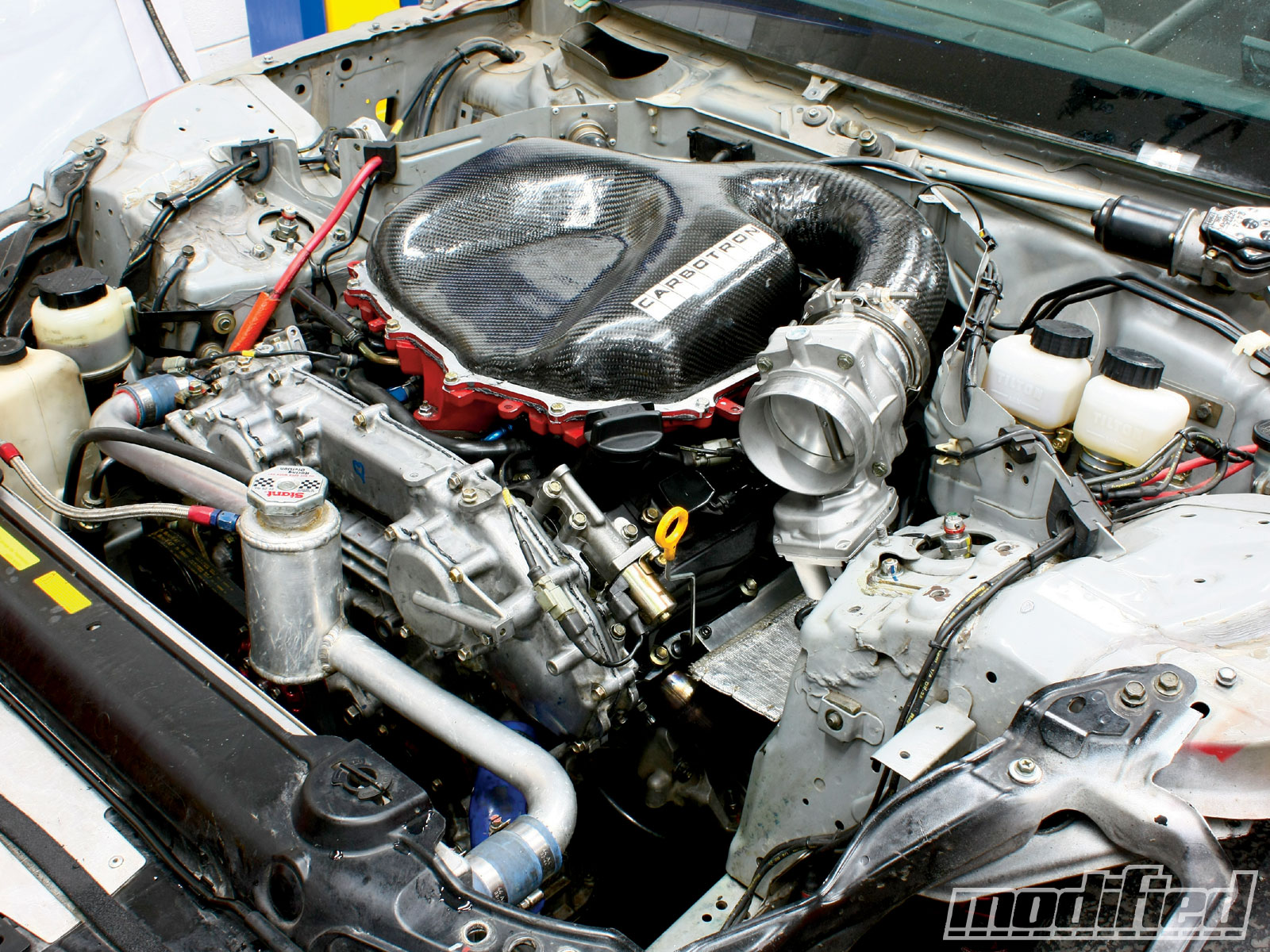 Nissan VQ Street Cam Shootout - Tech - Modified Magazine