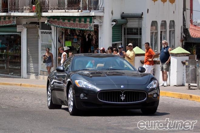 Maserati Stars In