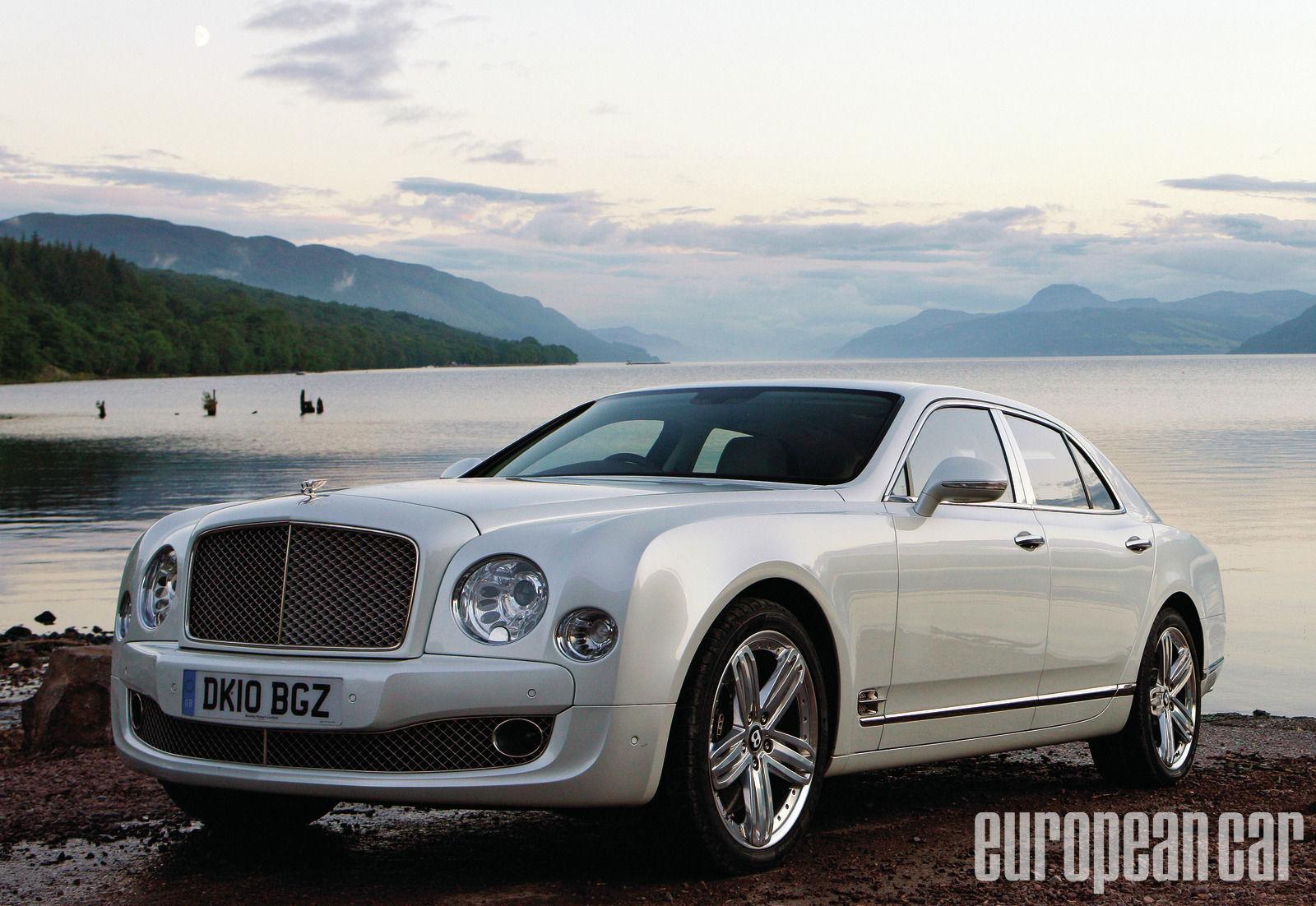 2010 Bentley Mulsanne European Car Magazine