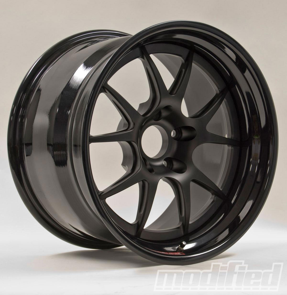 FORGELINE Center Lock Wheels Video