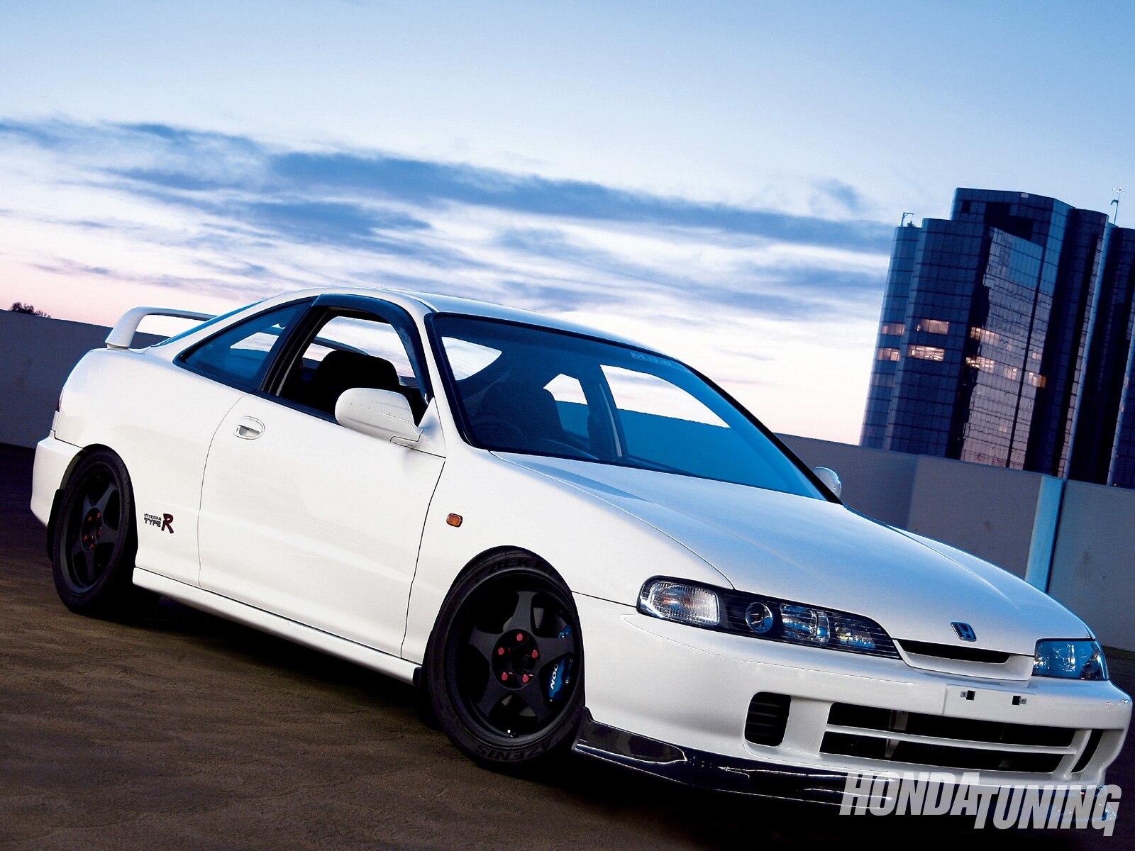 1997 Acura Integra Type R 2000 Jdm B18c Honda Tuning Magazine