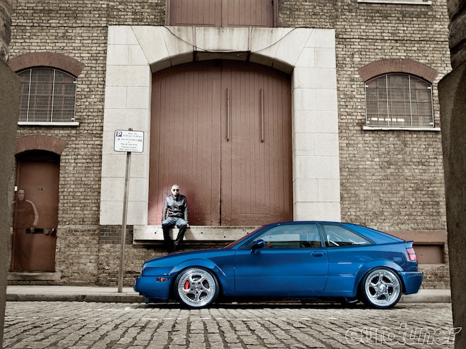 1992 VW Corrado SLC - The Power Of Ten