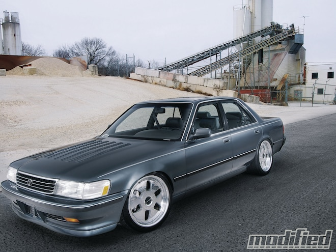 1991 Toyota Cressida - Wolf In Sheep's Clothing