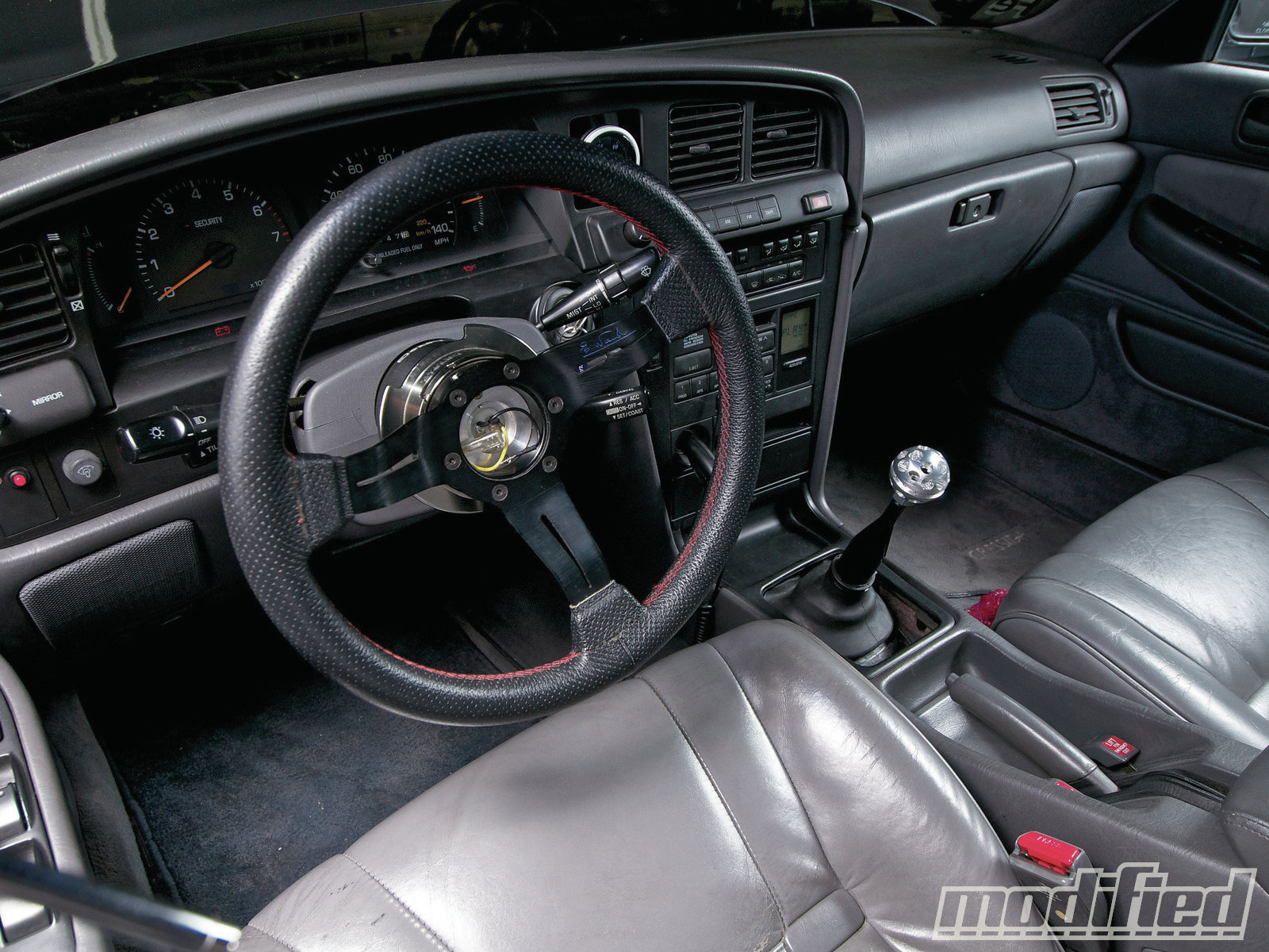 1991 Toyota Cressida - Wolf In Sheep's Clothing - Modified