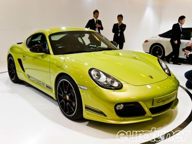 2012 Porsche Cayman R - Web Exclusive