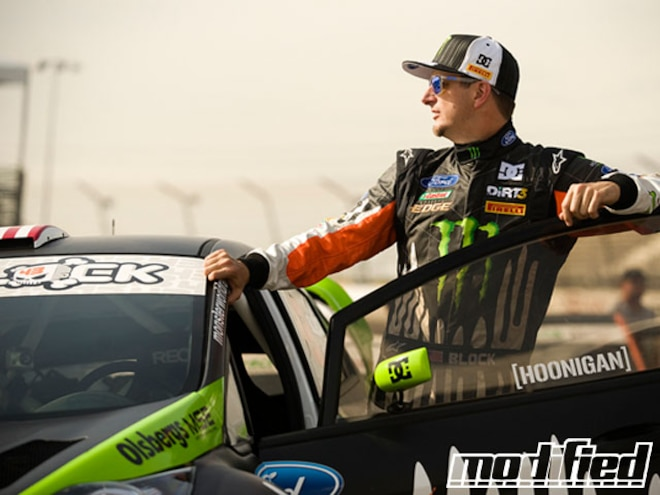 Ken Block Invitational Takes Over The Toyota Speedway