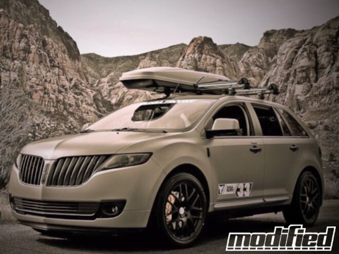 ID Agency Lincoln MKX Video