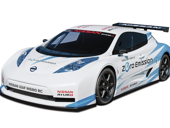 Nismo Does Electricity? - Intel
