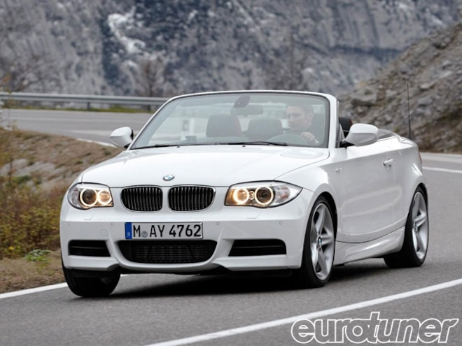 New BMW 1 Series Coupe & Convertible - Web Exclusive