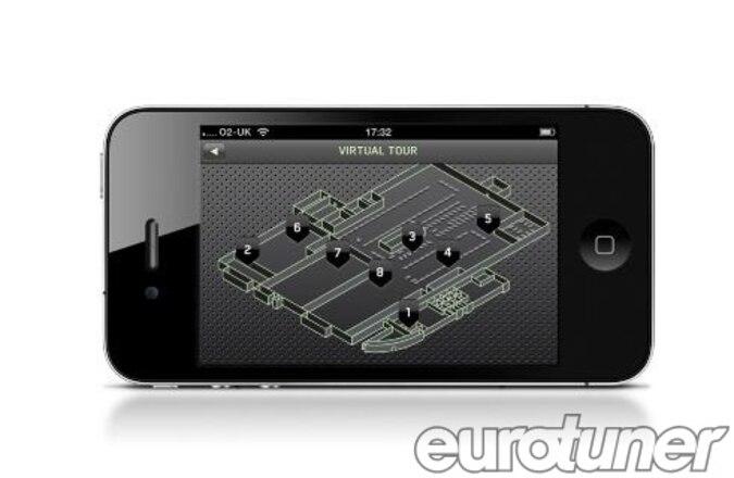 Aston Martin Iphone App Aston Martin Explore Eurotuner Magazine